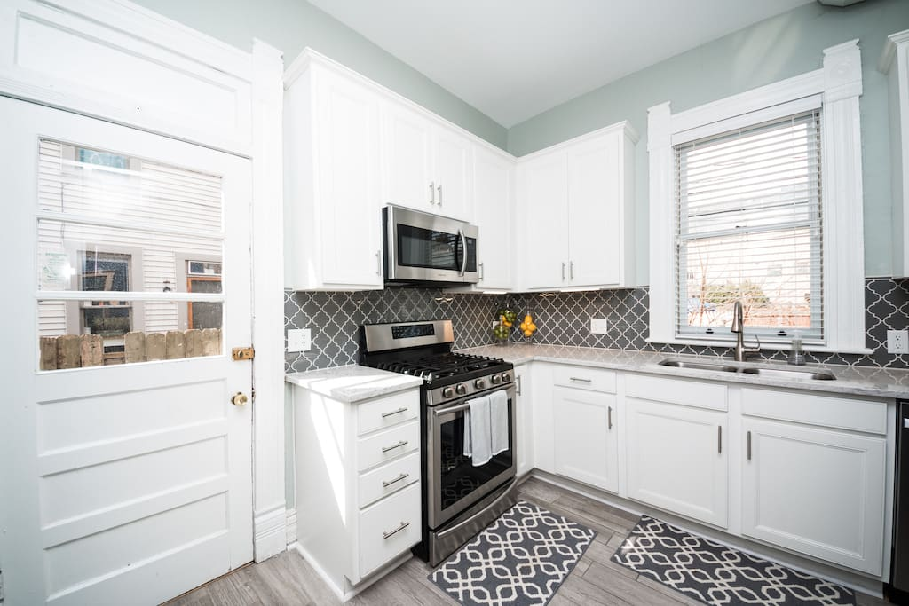 Be one of the first to enjoy cooking in this gorgeous new custom kitchen!