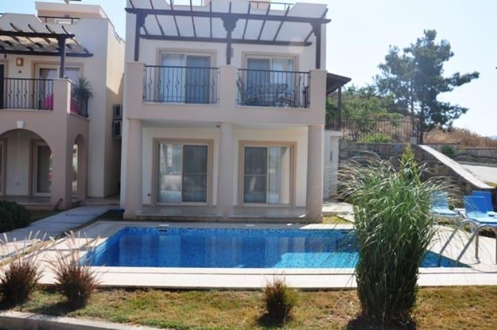 Private Pool Villa Hera - Akbük - Casa