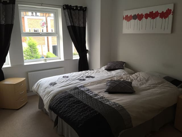 Ensuite Double BedroomWest Didsbury - Manchester - Dům