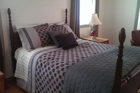 Bed & Breakfast - La Belle Histoire - Saint-Laurent-de-l'Île-d'Orléans - Bed & Breakfast