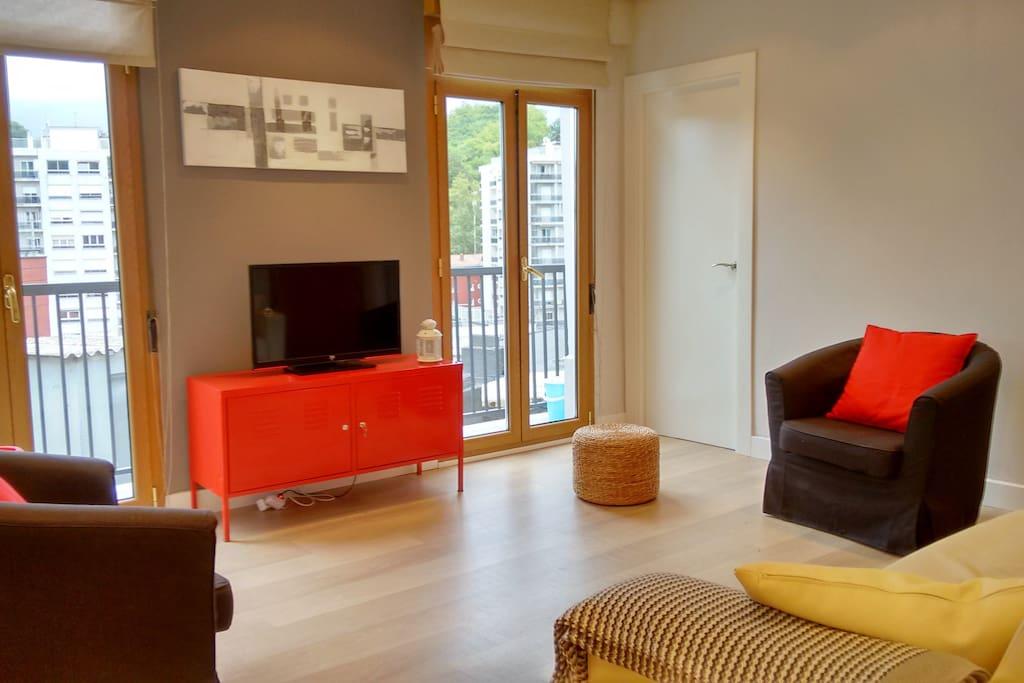 Salón-Living room-Salon