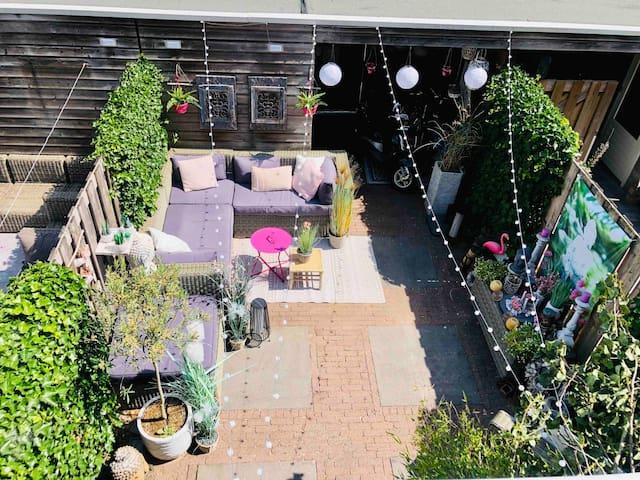 Gezellig huis aan de Reeuwijkse Plassen / Gouda