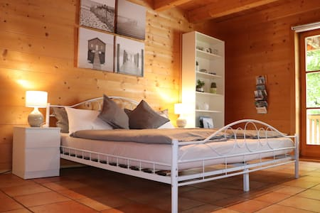 Studio in traditional wood house near Chiemsee