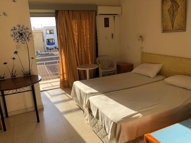 Studio apartment for rent in Agia Napa