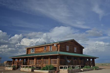 Lucky Dog Lodge  - Alamosa - Podkroví