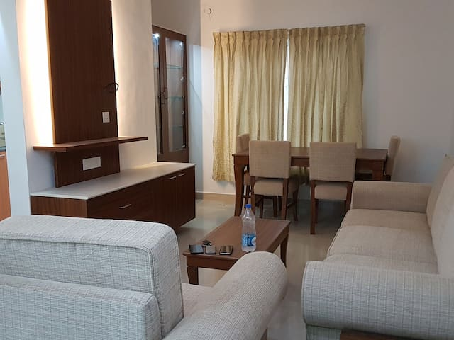 Well Furnished Apartment - Chennai - Apartament