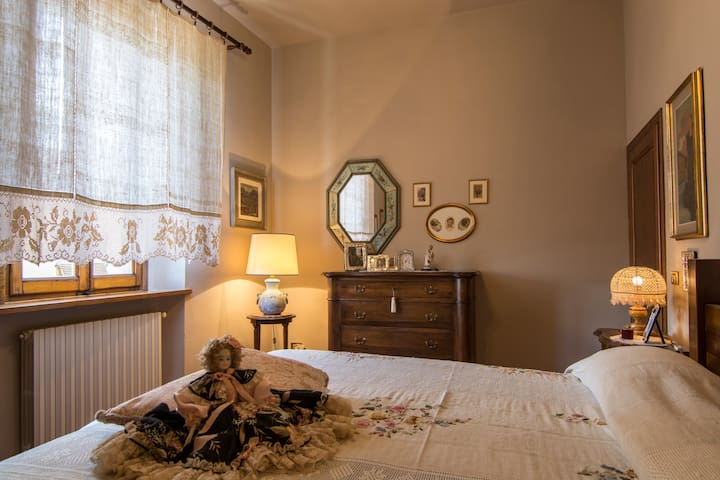 #TUSCANY ACCOMODATION   #VALDAMBRA  #BUCINE - San Pancrazio - บ้าน