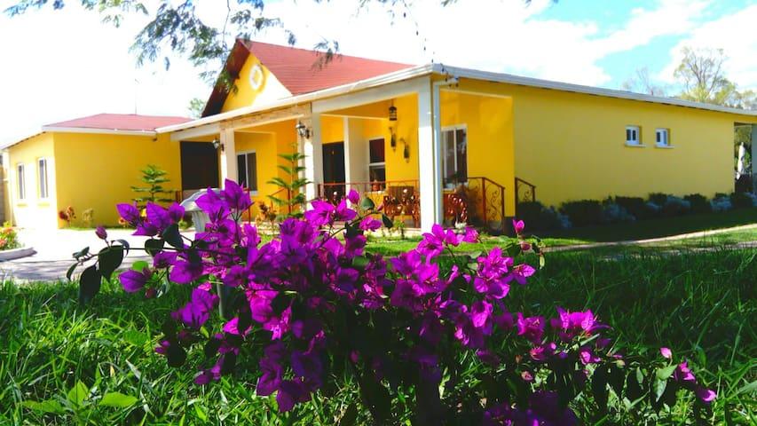 Casa de Campo en Comayagua, Honduras