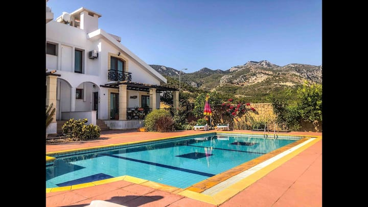 Peaceful Holiday Villa - Çatalköy, North Cyprus