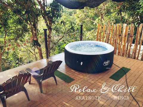 AkaiNoie - Enjoy the Nature and relax in Minca