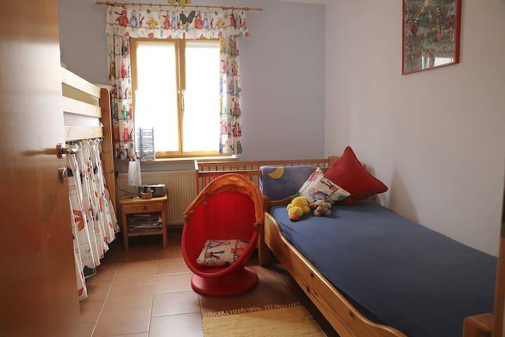 Kinderzimmer, © Thomas und Inge Bickel