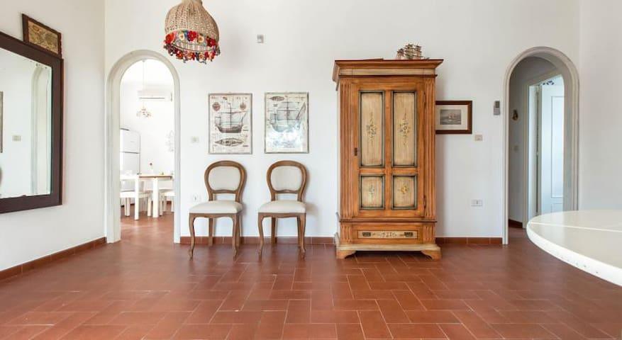 Luna timida - Lendinuso-Brindisi - Apartment