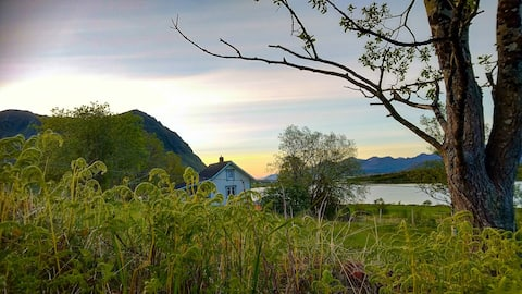 Fjellheim, Lofoten... amazing view & Jacuzzi