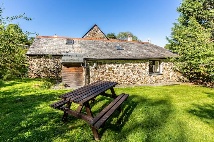 The cottage features it's own private enclosed garden with BBQ and  private parking.