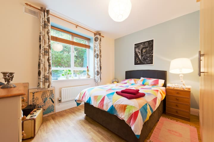 Lovely one bed ground floor apt - Dublin - Apartamento