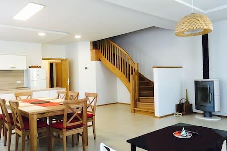 Modern House with Sauna in the heart of Krkonoše - Pec pod Sněžkou - Haus