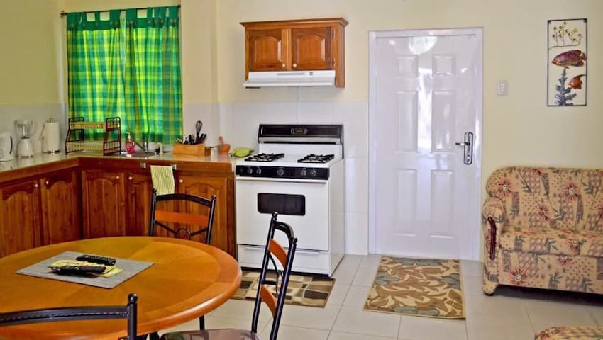 Ramsarran's Apartments Tobago Apt 2