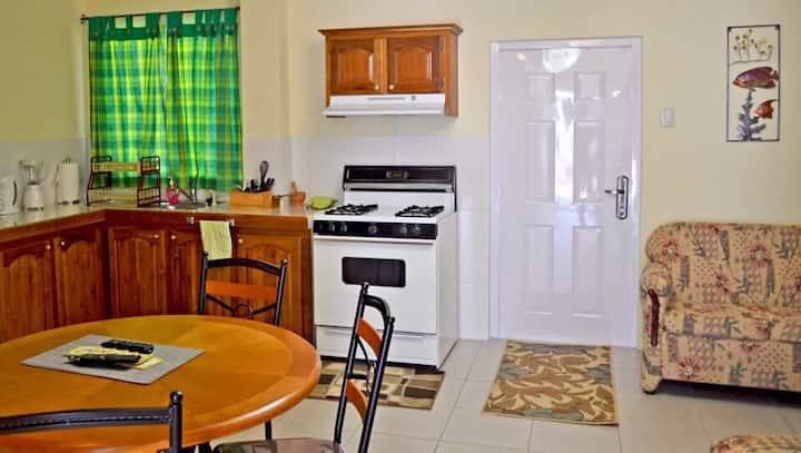 Ramsarran's Apartments Tobago Apt 2