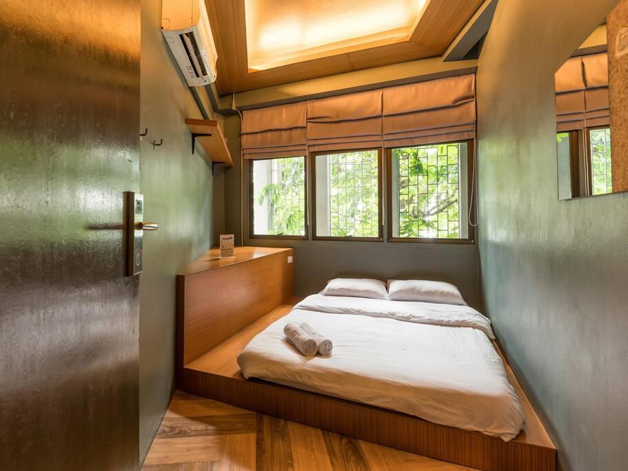 Loftel 22 Hostel Private Double Room Bkk Dorms For