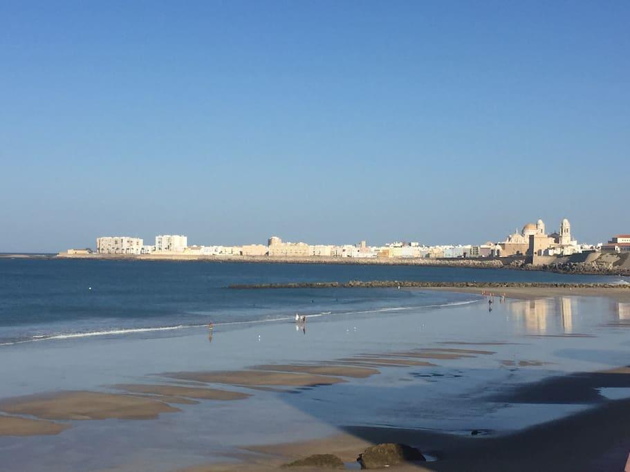 Playa Santa María (Cádiz) a 50m Loft