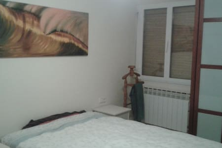 Great location, and parking included - Vitoria-Gasteiz