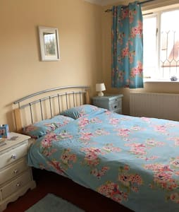Comfortable double room in picturesque Nettleham