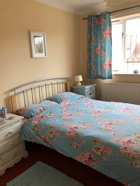 Comfortable double room in picturesque Nettleham