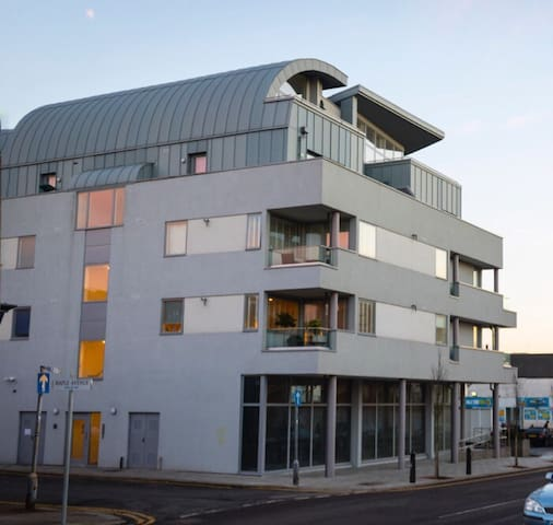 Luxury modern 1B apt by the sea - Leigh-on-Sea - Apartment