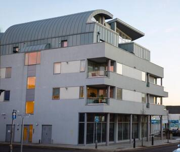 Luxury modern 1B apt by the sea - Leigh-on-Sea - Pis