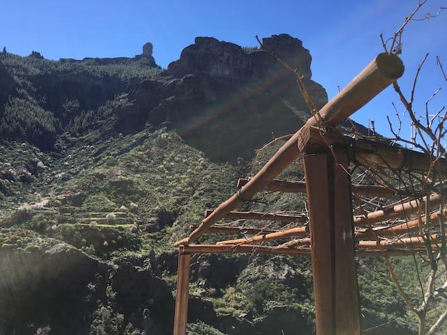Casa rural El Lomito - Tejeda - Dom
