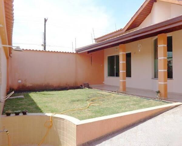 Casa litoral Peruíbe - Peruíbe - Casa