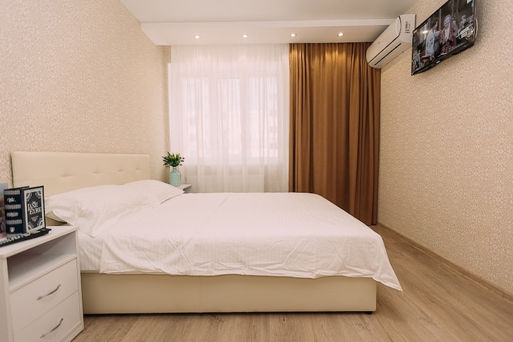 Люкс апартамента на Харьковской возле ТЦ Лавина