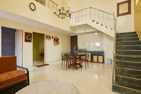 MIDDLE OF NOWHERE - KARJAT 4 Bed Rooms - 5500 Rs/-