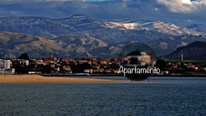 Pedreña. La Rotiza Frente a Santander Junto a Somo