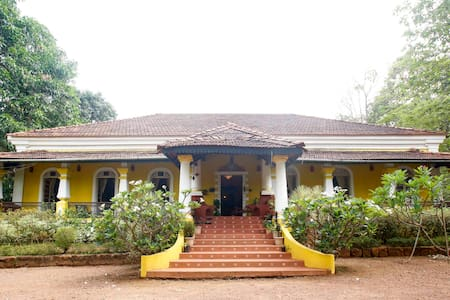 Boutique Homestay (200 Yr Old Villa) In South Goa