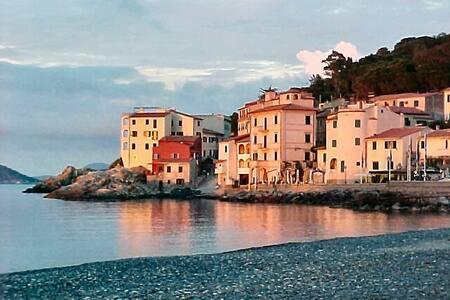 """Isola d'Elba Marciana Marina  monolocale """"Fenetre"""" - Marciana Marina - Apartmen"""
