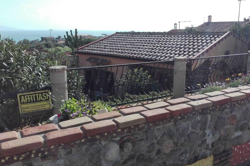Giardino / Casa / Panorama