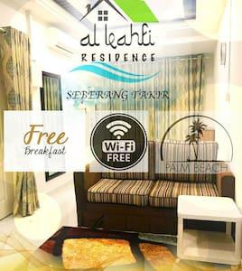 Al Kahfi Residence @ Seb. Takir - FREE BREAKFAST!