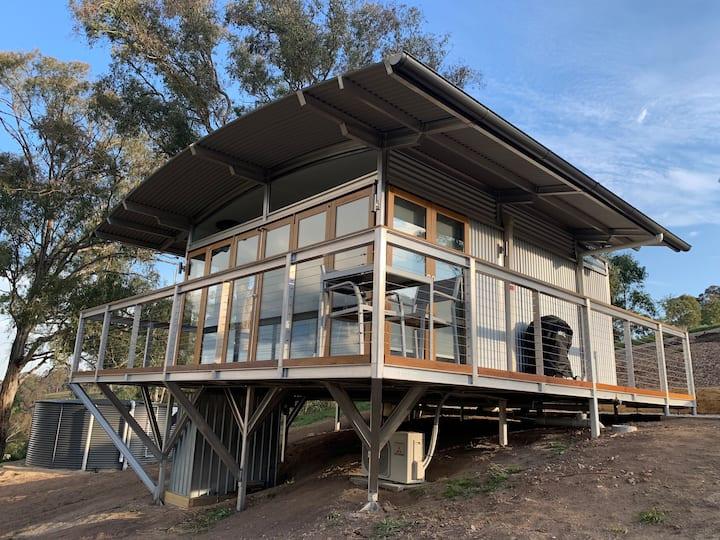 Architectural Mountain Eco Pod