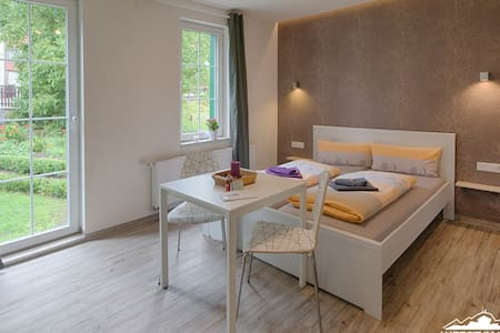 Auszeit im Harz - Haus 2 Wohnung 2