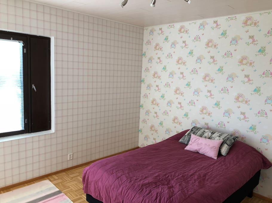 Guest room for you