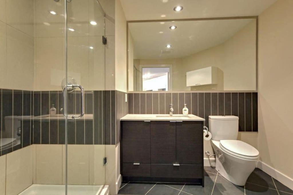 private washroom