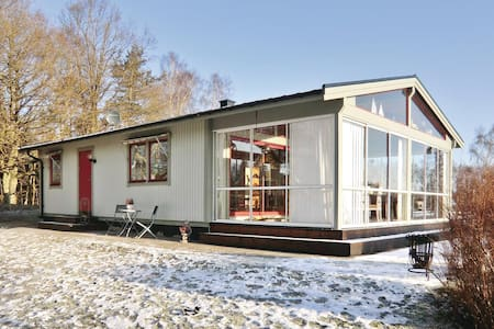 Holiday cottage with 3 bedrooms on 64m² in Munka-Ljungby