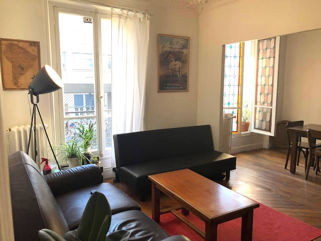 Charming hausmannian Apartment