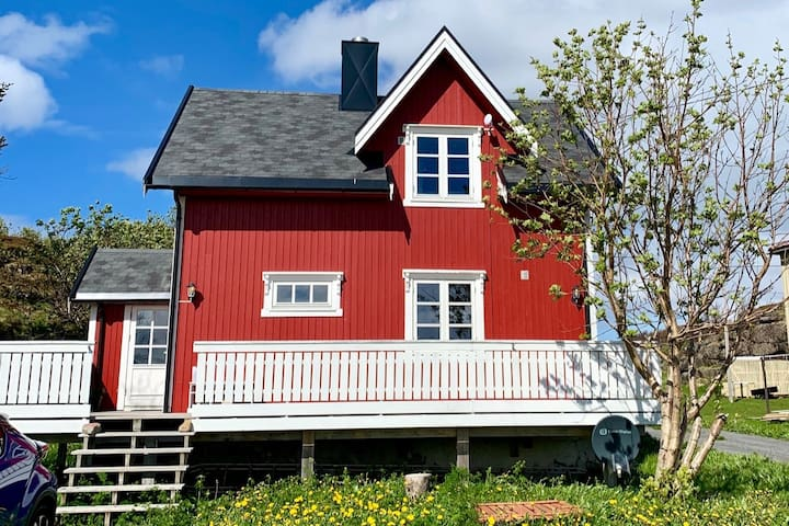 Villa Hestberget - your family home in Lofoten