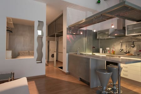 Nice loft near the center of Madrid - Madrid