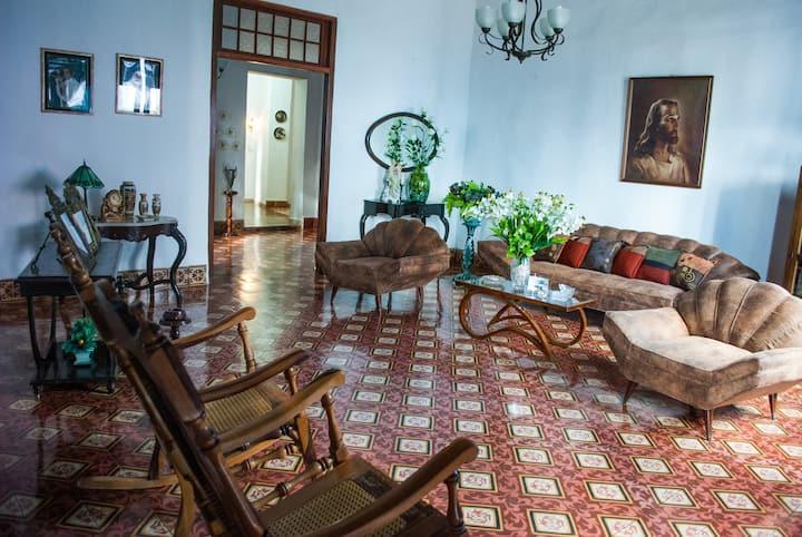 Habitación 1 en Hostal Casa LLiliamm.