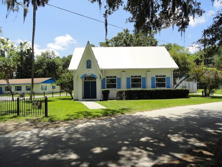 The Church House Homosassa
