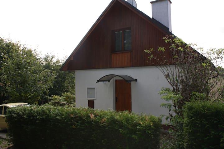 Luxe vakantiehuis voor 6-personen - Velký Vřešťov - House