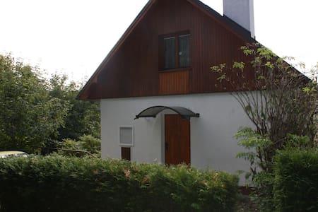 Luxe vakantiehuis voor 6-personen - Velký Vřešťov